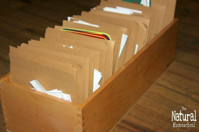 When it comes to Montessori learning, we really enjoy all of the works because they entail hands-on learning, engaged education and the presence of control of error for activities, which fosters independence. Our most used work, hands down, is our set of Montessori 3-part cards.