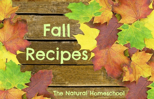 Sweet and Savory Fall Recipes