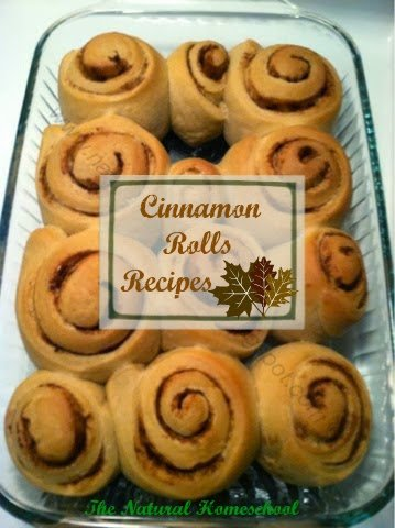 Homemade Cinnamon Rolls Recipe with Variations