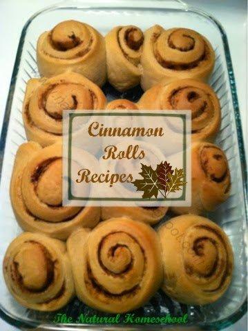 Homemade Cinnamon Rolls Recipe with Variations