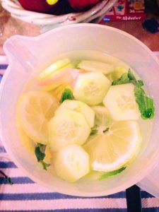 Detox Drink for Fabulous Abs