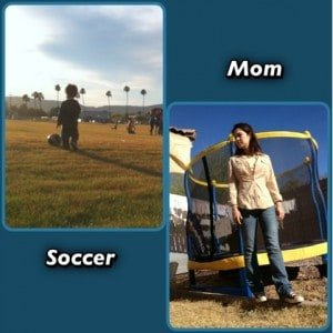 January 2013 Soccer Mom!