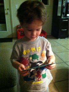Homeschooling August 2013 Part 4