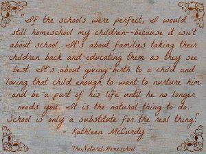 Homeschooling September 2013 Part 2