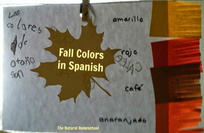 spanishfallcolorscraft