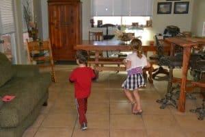 Homeschooling November 2013 Part 3