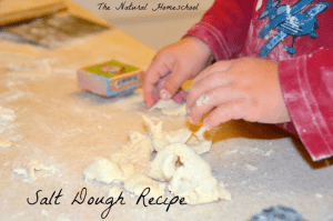 Homemade Salt Dough Recipe
