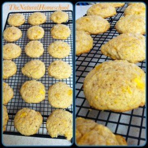 Delicious and fluffy pumpkin cookie or cake recipe