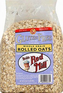 How to make gluten free oat flour (plus Oatmeal Muffins recipe)