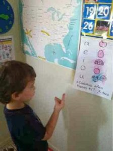 Spanish Lessons for Preschoolers and Kindergartners (Part 1)