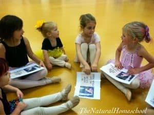 Homeschooling December 2013 Part 5