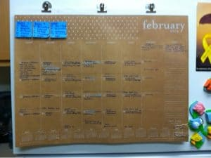 Monthly Goals: February 2014