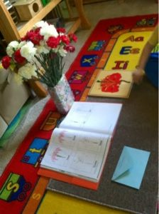 Montessori Botany: Parts of a Flower