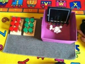 Montessori Sensorial: Smell Bottles (with essential oils)