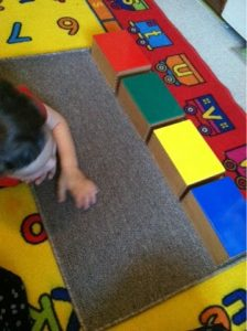 Montessori Sensorial: Knobless Cylinders (Extensions)
