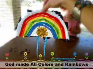 50+ Color & Rainbow Crafts & Activities