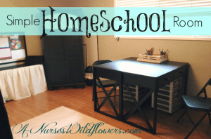 """The Natural Homeschool's """"Every Wednesday Linky Party"""""""