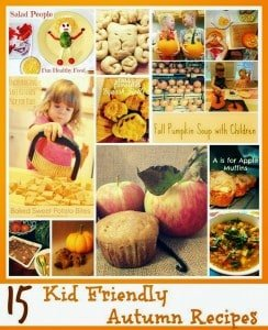 http://www.christianmontessorinetwork.com/15-kid-friendly-autumn-recipes/