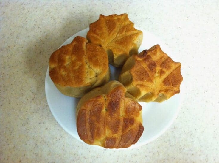 Stephanie's Squash Bread Rolls Recipe
