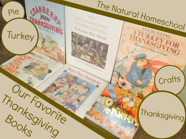 Our Favorite Thanksgiving Books