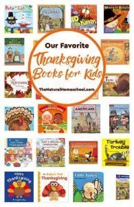 Our Favorite Thanksgiving Books for Kids (Activities and Ideas)