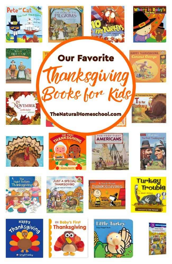 Thanksgiving is a very important day here in the United States. We want to share with you some of our favorite Thanksgiving books for kids, activities and crafts this year.