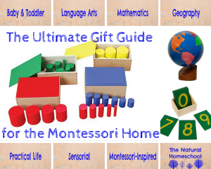 The Ultimate Gift Guide for the Montessori Home