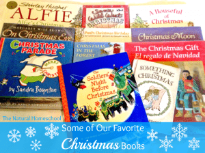 Some of Our Favorite Christmas Books