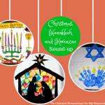 Christmas, Hanukkah, Kwanzaa Activities