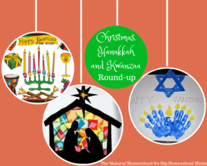 Christmas, Hanukkah & Kwanzaa Activities Round-up