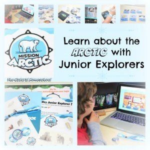 Learn about the Arctic with Junior Explorers