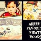 Our Favorite Pirate Books