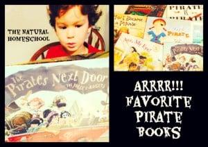 Our Favorite Pirate Books