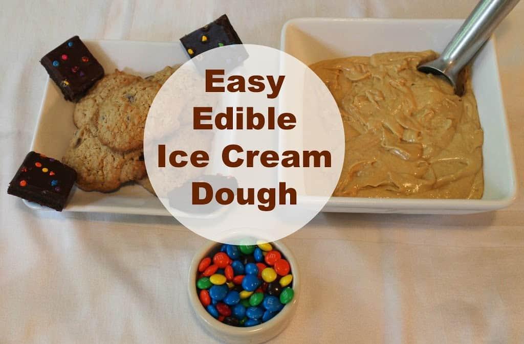 edible playdough