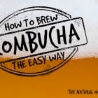 kombucha how-to