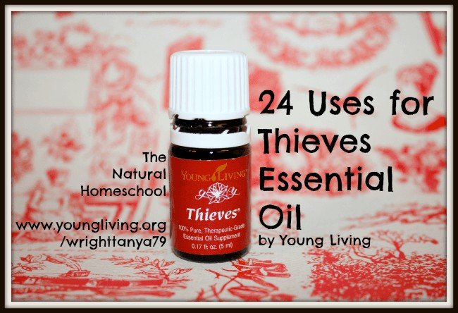 24 Uses for Thieves Essential Oil