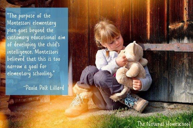 montessori quote polk