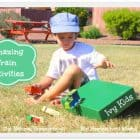 Amazing Train Activities with Ivy Kids