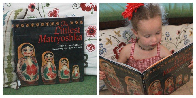 "Montessori-Inspired ""Sorting by Size with Matryoshkas"" (Free Printables)"