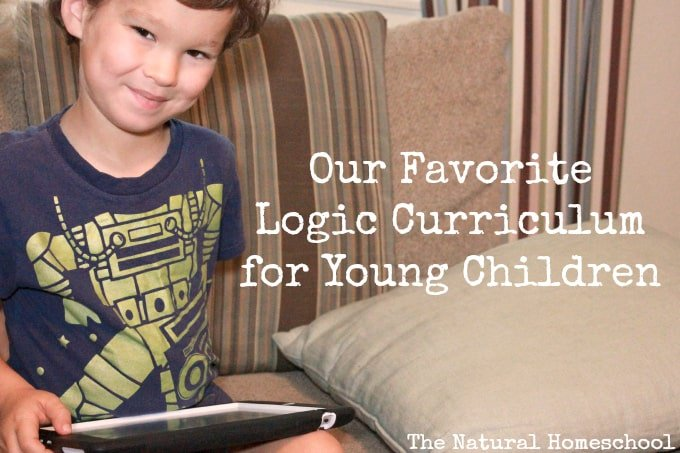 Our Favorite Logic Curriculum for Young Children