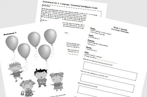 lll worksheets