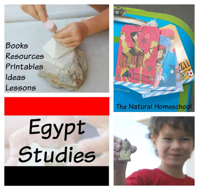 Egypt Studies: Books, Resources, Printables, Ideas & Lessons