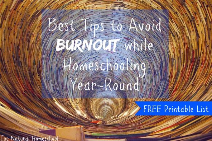 tip burnout