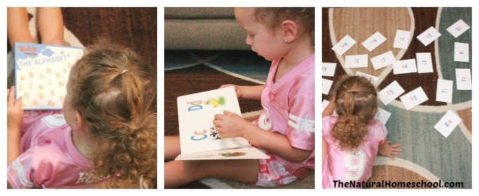 Homeschooling a toddler and later on transitioning to preschool activities can be easier than you think!