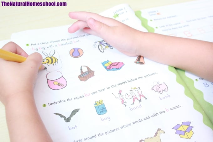 Teach Phonics & Reading to your Kindergartner with Success