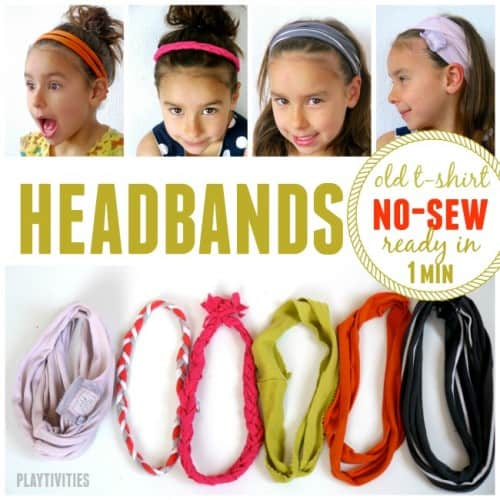 The Ultimate DIY Headband List
