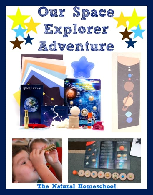 Our Space Explorer Adventure