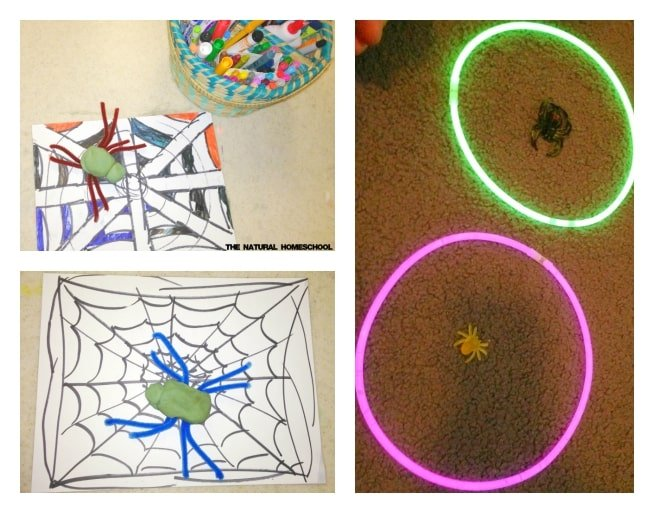 Free Printable Books for Kids about Spiders