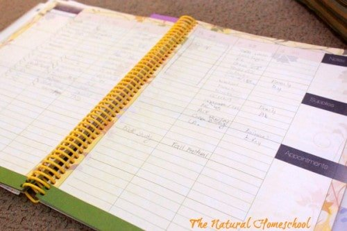 Find the Best Homeschool Planner in the World: Check!