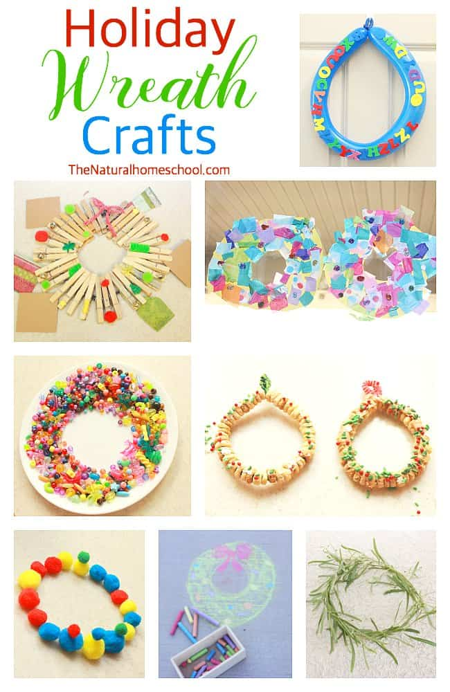 holiday-wreath-crafts